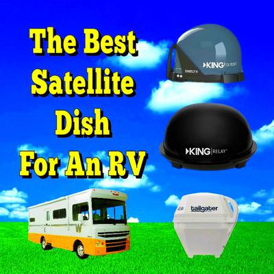 The Best Satellite Dish For An RV