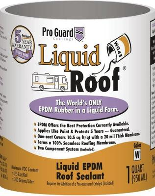 Liquid Roof RV Roof Coating & Repair